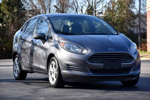 2014 Ford Fiesta for sale at Wheel Deal Auto Sales LLC in Norfolk VA
