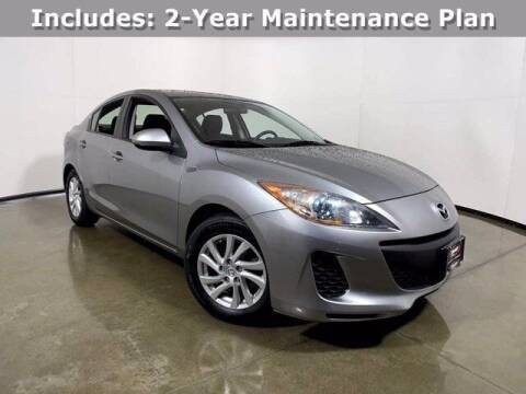 2012 Mazda MAZDA3 for sale at Smart Motors in Madison WI