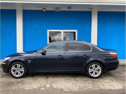 2010 BMW 5 Series for sale at Khodas Cars in Gilroy CA