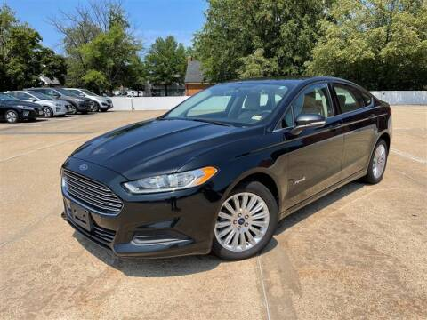 2014 Ford Fusion Hybrid for sale at Crown Auto Group in Falls Church VA