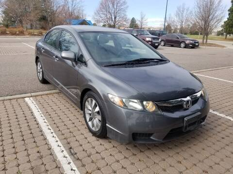 2011 Honda Civic for sale at Red Rock's Autos in Denver CO