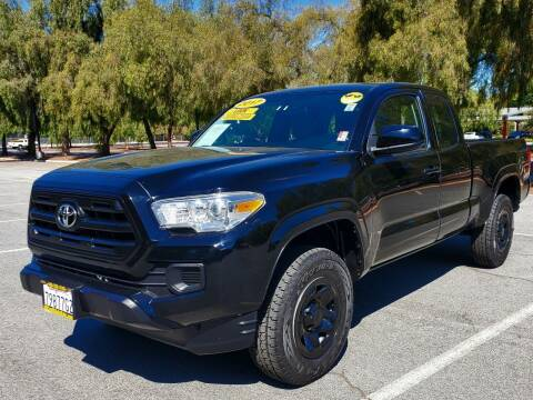 2017 Toyota Tacoma for sale at ALL CREDIT AUTO SALES in San Jose CA