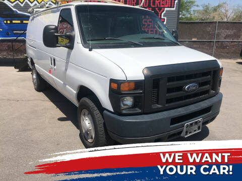 2008 Ford E-Series Cargo for sale at Rock Star Auto Sales in Las Vegas NV