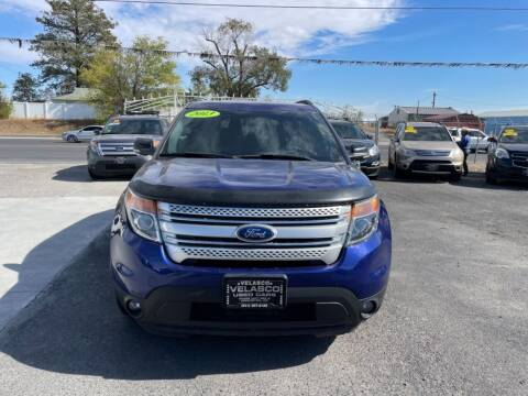 2013 Ford Explorer for sale at Velascos Used Car Sales in Hermiston OR