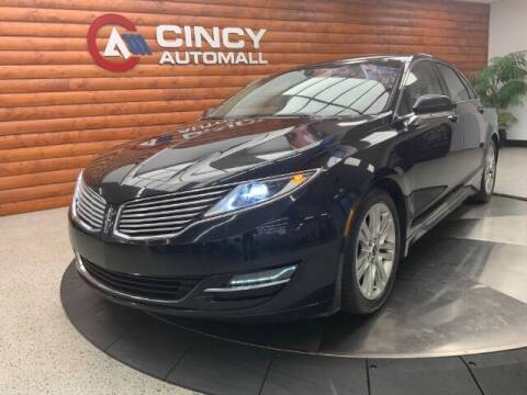 2015 Lincoln MKZ for sale at Dixie Motors in Fairfield OH