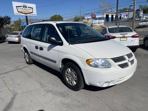 2007 Dodge Grand Caravan for sale at CarSmart Auto Group in Murray UT
