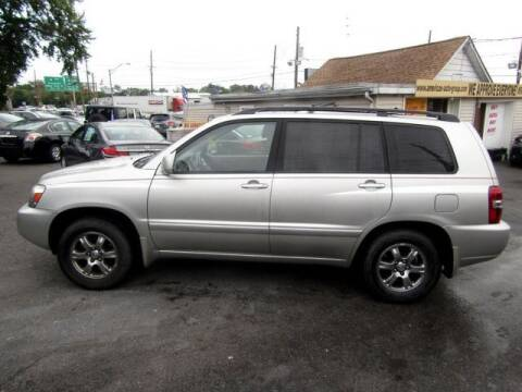 2005 Toyota Highlander for sale at American Auto Group Now in Maple Shade NJ