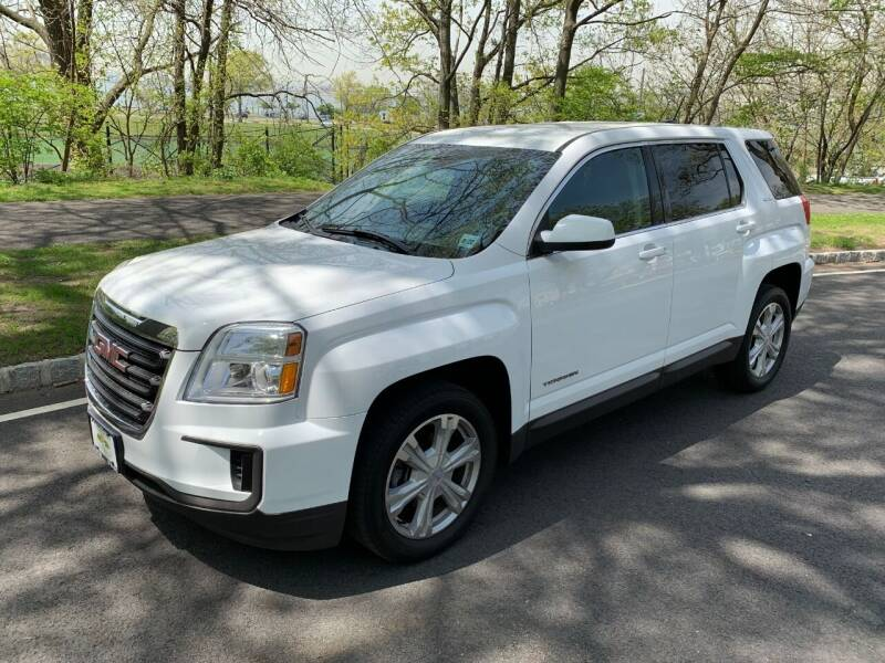 2017 GMC Terrain for sale at Crazy Cars Auto Sale in Jersey City NJ