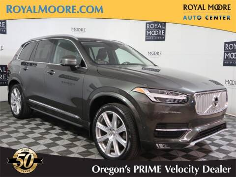 2018 Volvo XC90 for sale at Royal Moore Custom Finance in Hillsboro OR