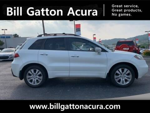 2010 Acura RDX for sale at Bill Gatton Used Cars - BILL GATTON ACURA MAZDA in Johnson City TN