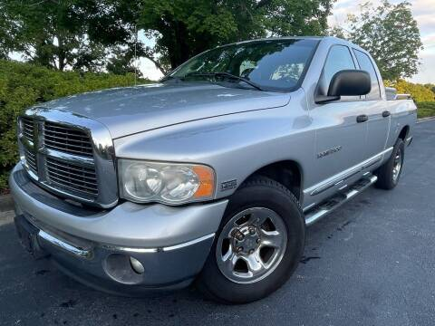 2005 Dodge Ram Pickup 1500 for sale at William D Auto Sales in Norcross GA
