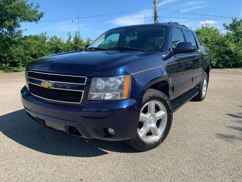 2010 Chevrolet Avalanche for sale at Craven Cars in Louisville KY