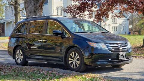 2014 Honda Odyssey for sale at Digital Auto in Lexington KY