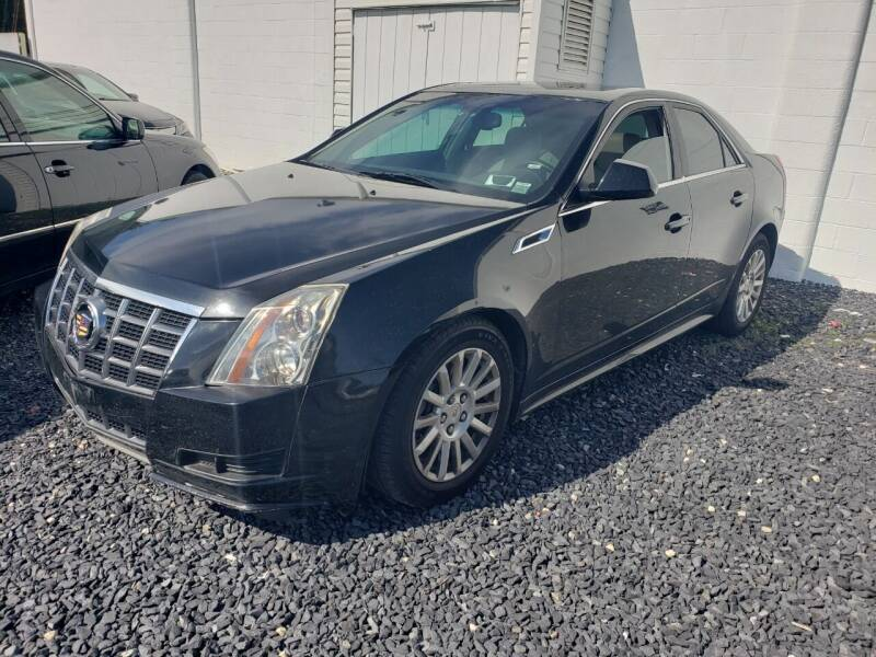 2012 Cadillac CTS for sale at CRS 1 LLC in Lakewood NJ