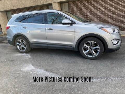 2016 Hyundai Santa Fe for sale at Warner Motors in East Orange NJ