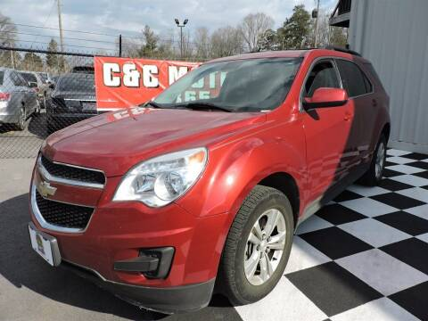 2013 Chevrolet Equinox for sale at C & C Motor Co. in Knoxville TN