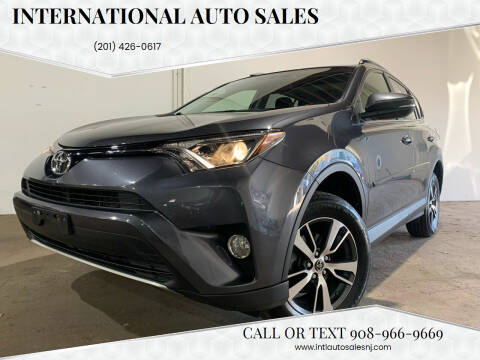 2016 Toyota RAV4 for sale at International Auto Sales in Hasbrouck Heights NJ