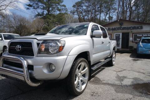 2011 Toyota Tacoma for sale at E-Motorworks in Roswell GA