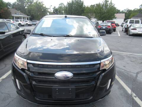 2014 Ford Edge for sale at Maluda Auto Sales in Valdosta GA