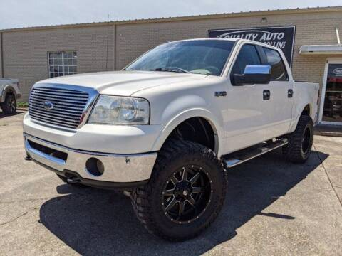 2008 Ford F-150 for sale at Quality Auto of Collins in Collins MS