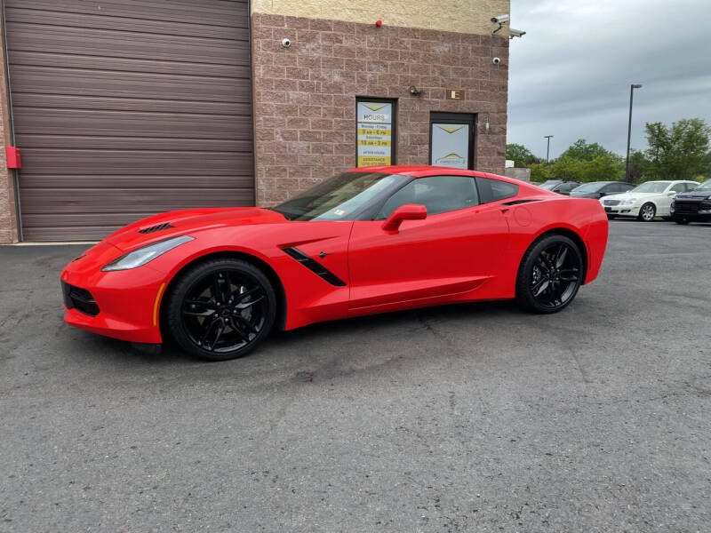 2018 Chevrolet Corvette for sale at CarNu  Sales in Warminster PA
