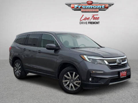 2019 Honda Pilot for sale at Rocky Mountain Commercial Trucks in Casper WY