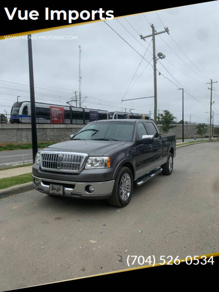 2007 Lincoln Mark LT for sale in Charlotte, NC