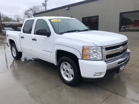 2009 Chevrolet Silverado 1500 for sale at Tigerland Motors in Sedalia MO