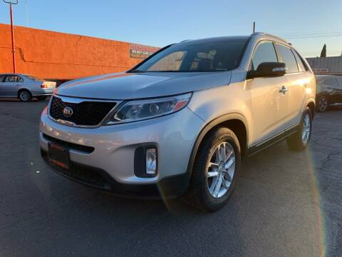 2014 Kia Sorento for sale at City Motors in Hayward CA