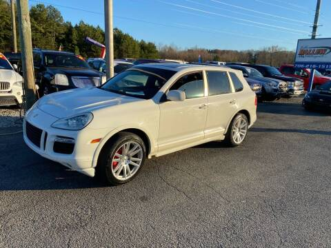 2008 Porsche Cayenne for sale at Billy Ballew Motorsports in Dawsonville GA