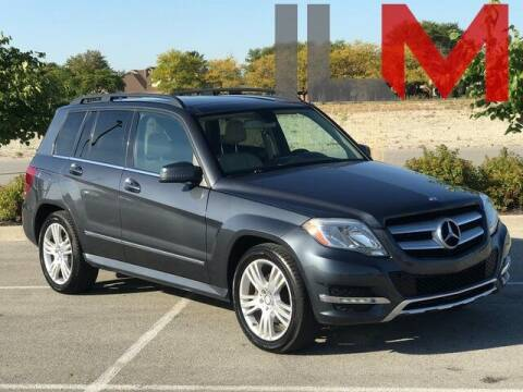 2013 Mercedes-Benz GLK for sale at INDY LUXURY MOTORSPORTS in Fishers IN