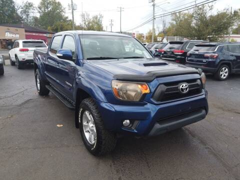 2015 Toyota Tacoma for sale at RS Motors in Falconer NY