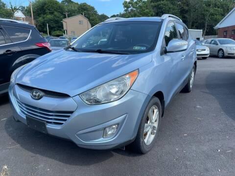 2013 Hyundai Tucson for sale at Fellini Auto Sales & Service LLC in Pittsburgh PA