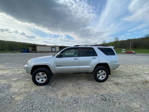 2004 Toyota 4Runner for sale at Tennessee Valley Wholesale Autos LLC in Huntsville AL