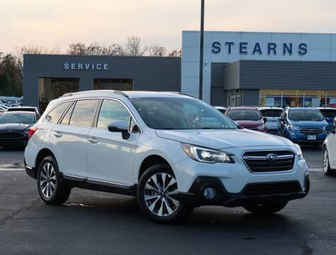 2019 Subaru Outback for sale at Stearns Ford in Burlington NC