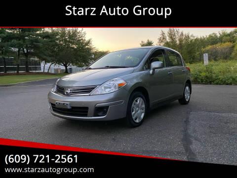 2010 Nissan Versa for sale at Starz Auto Group in Delran NJ