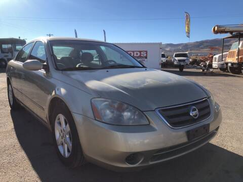 2003 Nissan Altima for sale at Brand X Inc. in Mound House NV