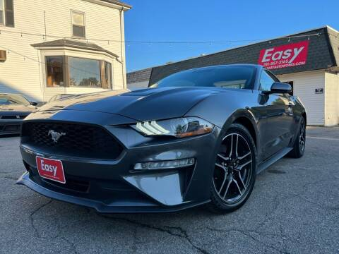 2020 Ford Mustang for sale at Easy Autoworks & Sales in Whitman MA