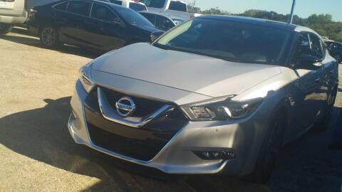 2016 Nissan Maxima for sale at Global Vehicles,Inc in Irving TX