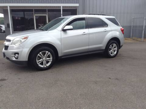 2013 Chevrolet Equinox for sale at Darryl's Trenton Auto Sales in Trenton TN