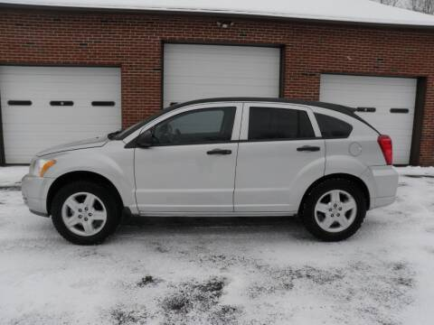 2008 Dodge Caliber for sale at Wolcott Auto Exchange in Wolcott CT
