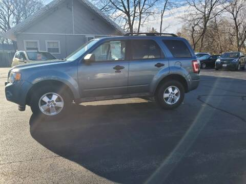 2012 Ford Escape for sale at Deals on Wheels in Oshkosh WI