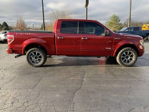 2013 Ford F-150 for sale at Hawkins Motors Sales in Hillsdale MI
