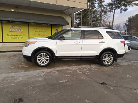 2013 Ford Explorer for sale at Family Auto Sales of Johnson City in Johnson City TN