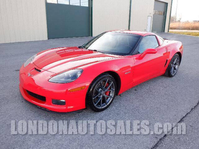 2011 Chevrolet Corvette for sale at London Auto Sales LLC in London KY