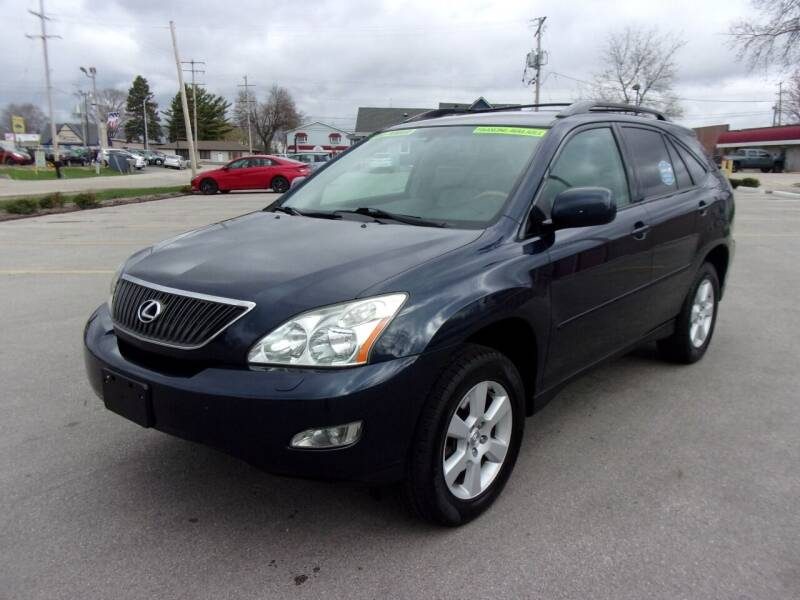 2006 Lexus RX 330 for sale at Ideal Auto Sales, Inc. in Waukesha WI