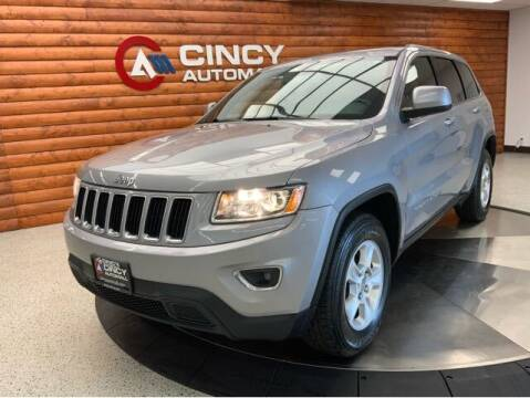 2015 Jeep Grand Cherokee for sale at Dixie Motors in Fairfield OH