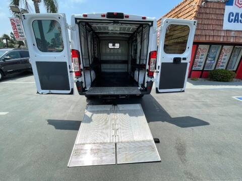 2015 RAM ProMaster Cargo for sale at CARSTER in Huntington Beach CA