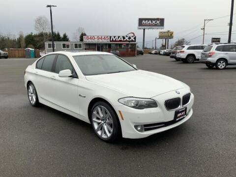 2011 BMW 5 Series for sale at Maxx Autos Plus in Puyallup WA