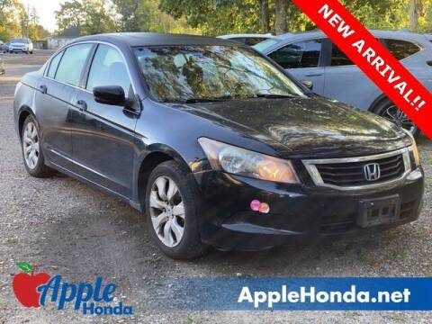 2009 Honda Accord for sale at APPLE HONDA in Riverhead NY